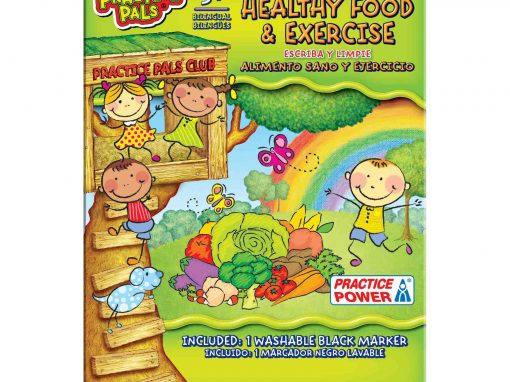 Practice Pals Healthy Eating & Exercise