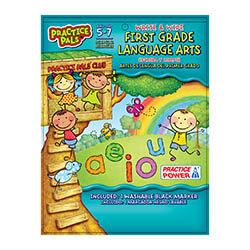 Practice Pals-First Grade Language