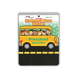 School Bus Books-Preschool