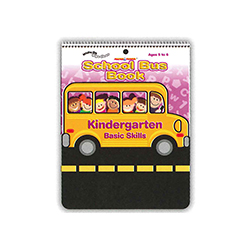 School Bus Books-KIndergarden